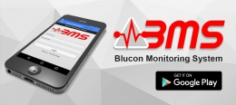 Blucon Monitoring System - Android App